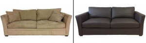 before-after-leather sofa